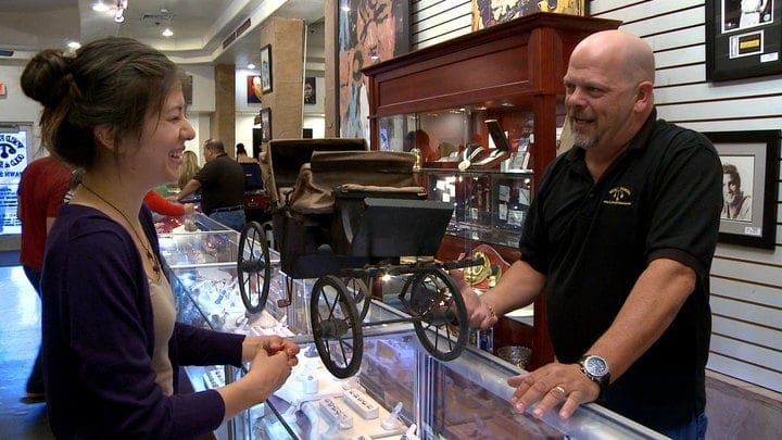Pawn Stars Season 11 :Episode 18  Hot Dam