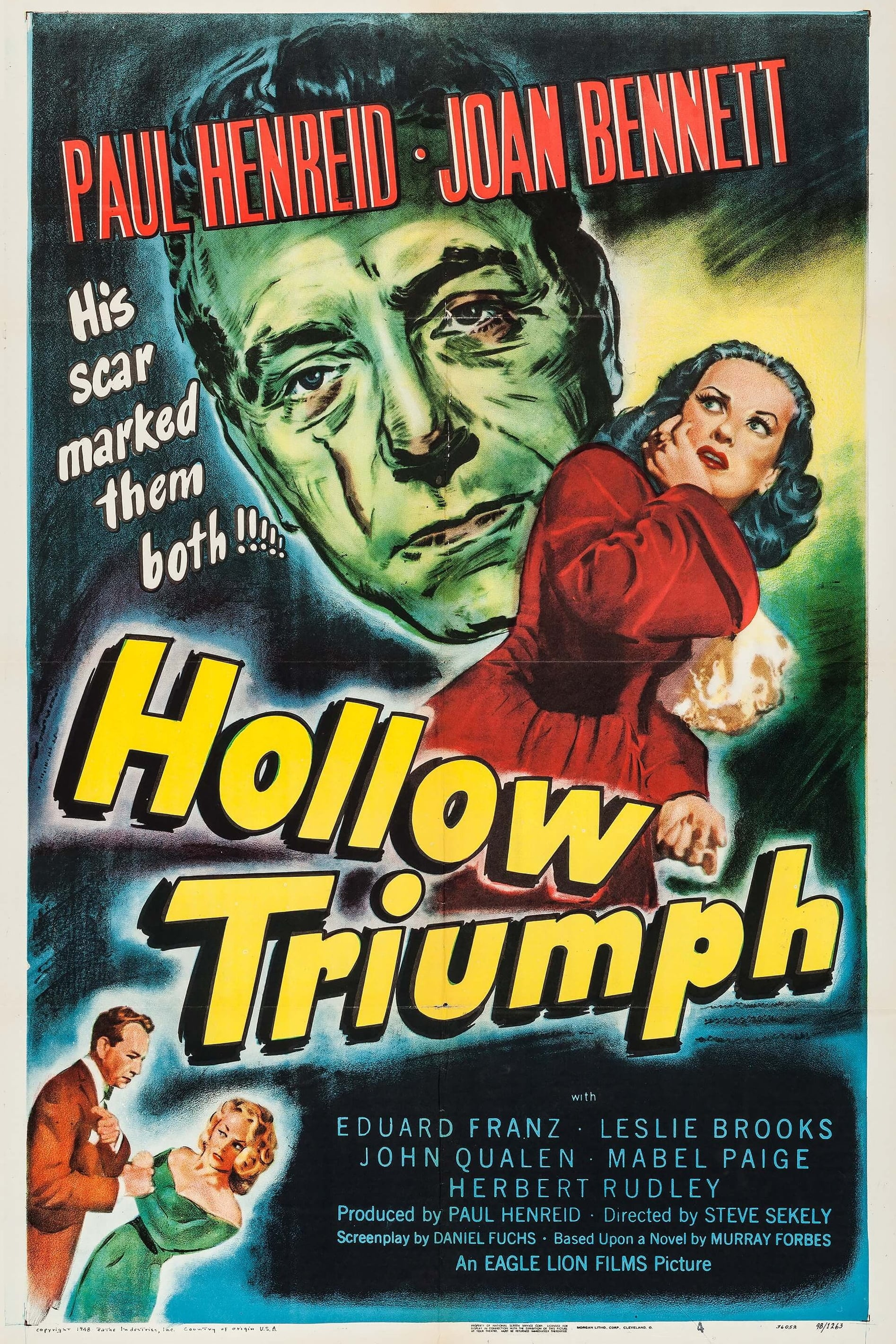 Hollow Triumph on FREECABLE TV
