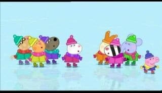 Peppa Pig Season 2 :Episode 42  Ice Skating