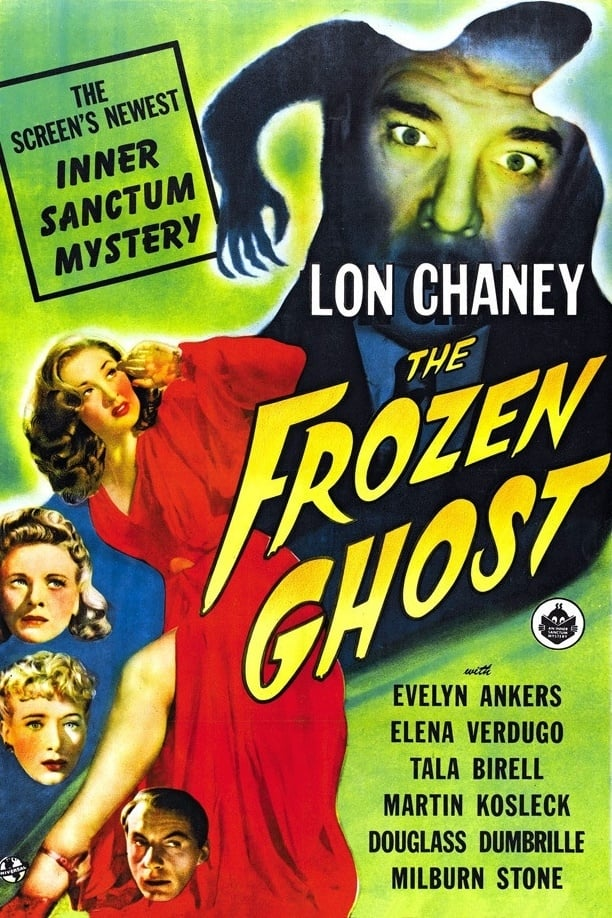 The Frozen Ghost (1945)