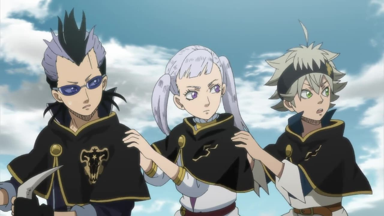 Black Clover - Season 1 Episode 40 : A Black Beach Story