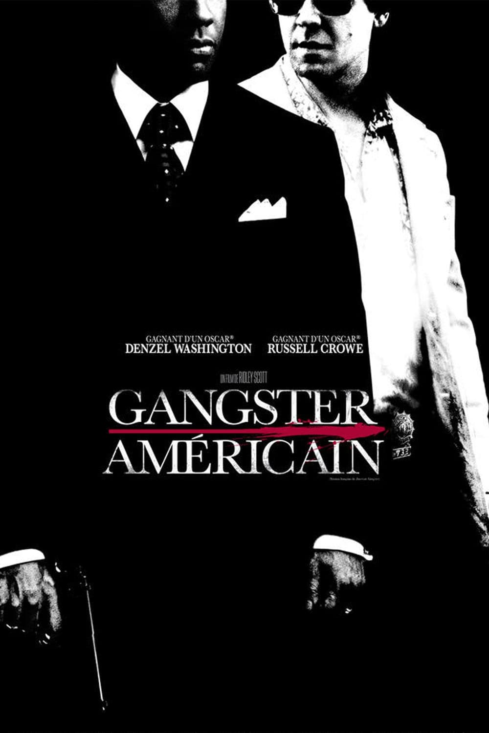The American Gangster Film