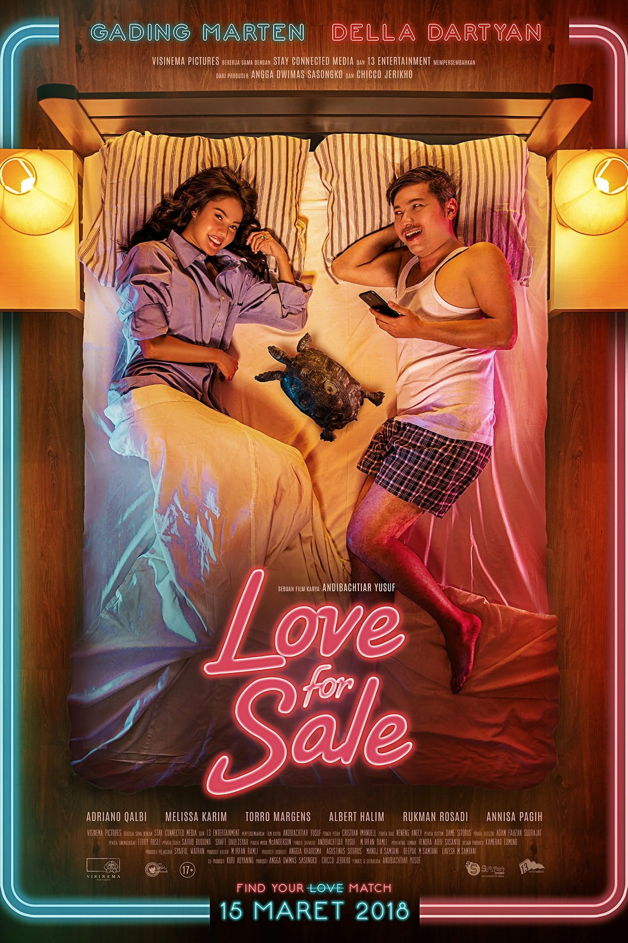 Ver Love For Sale Online HD Español ()