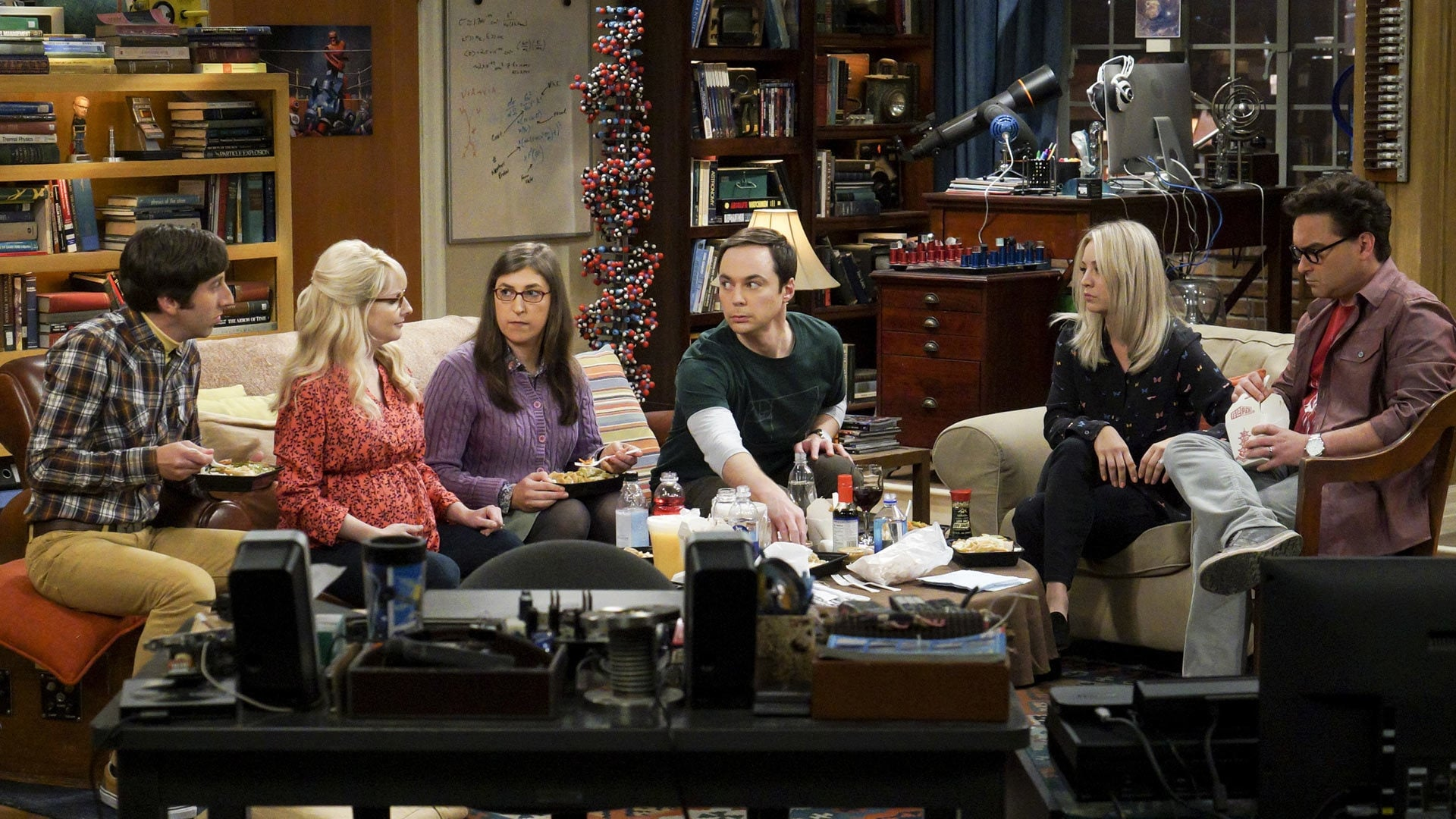 the big bang theory season 11 stream