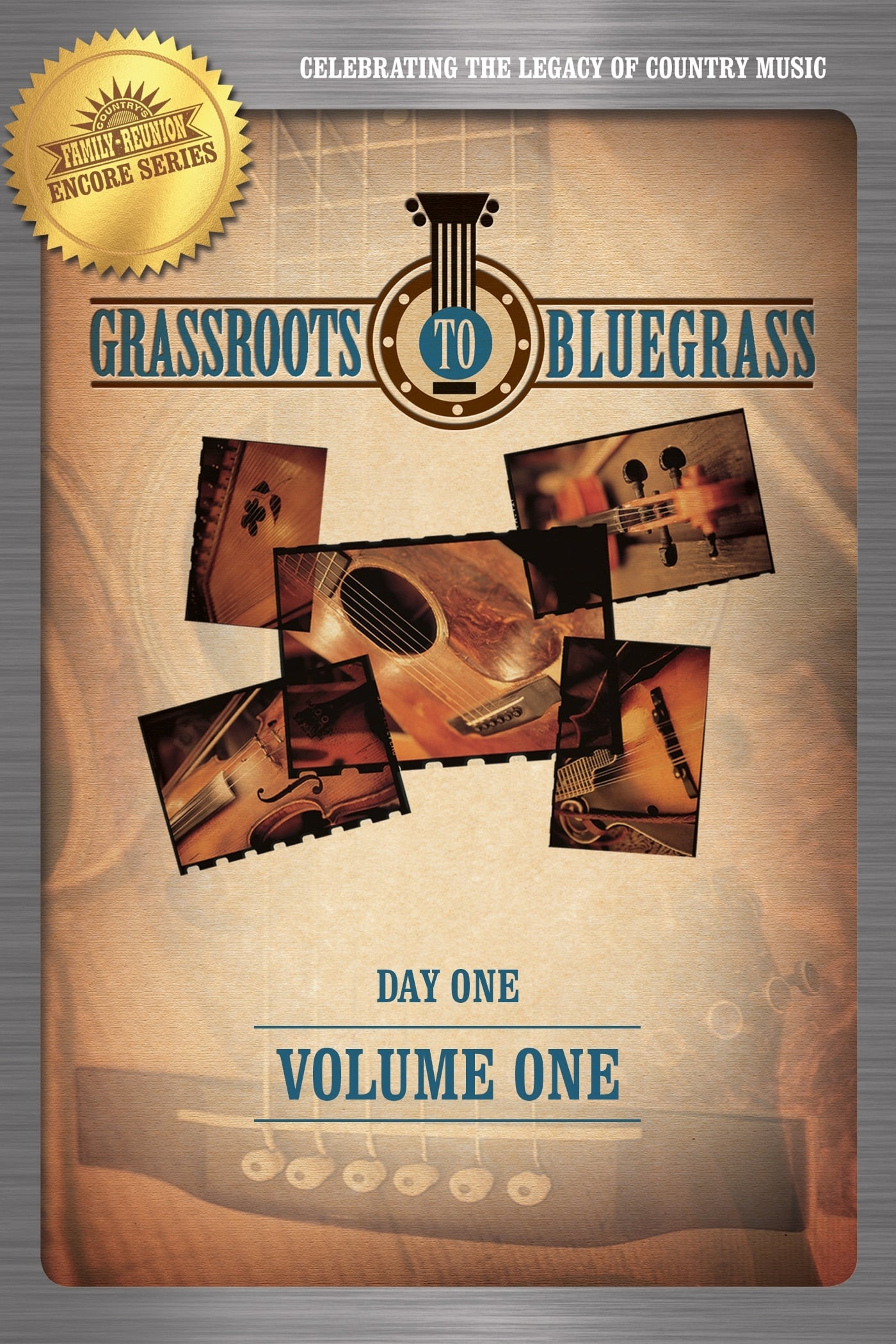 Grassroots to Bluegrass: Day One: Volume One
