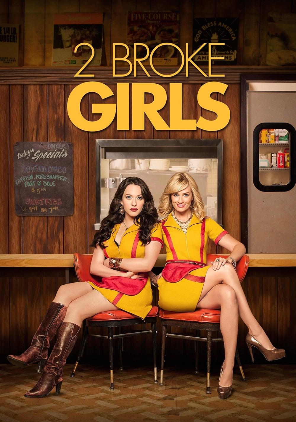 Two Broke Girl Staffel 2