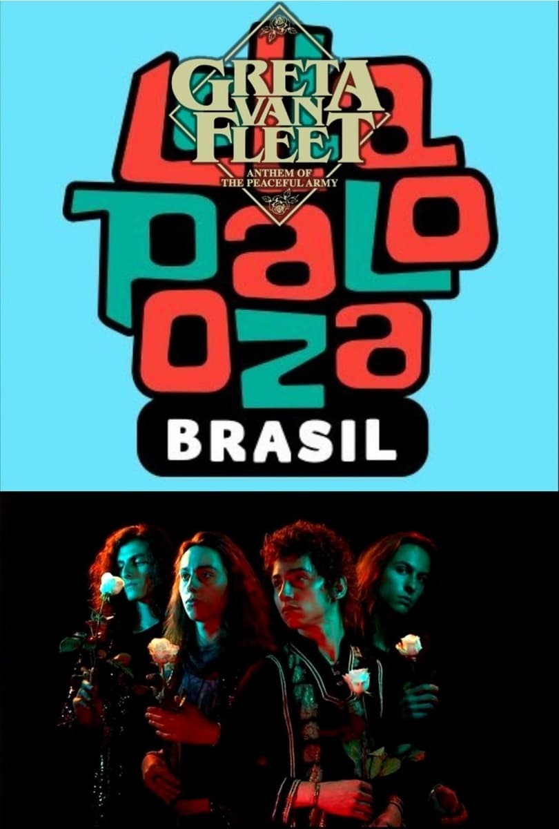 Greta Van Fleet: Lollapalooza Brazil 2019 (1970)