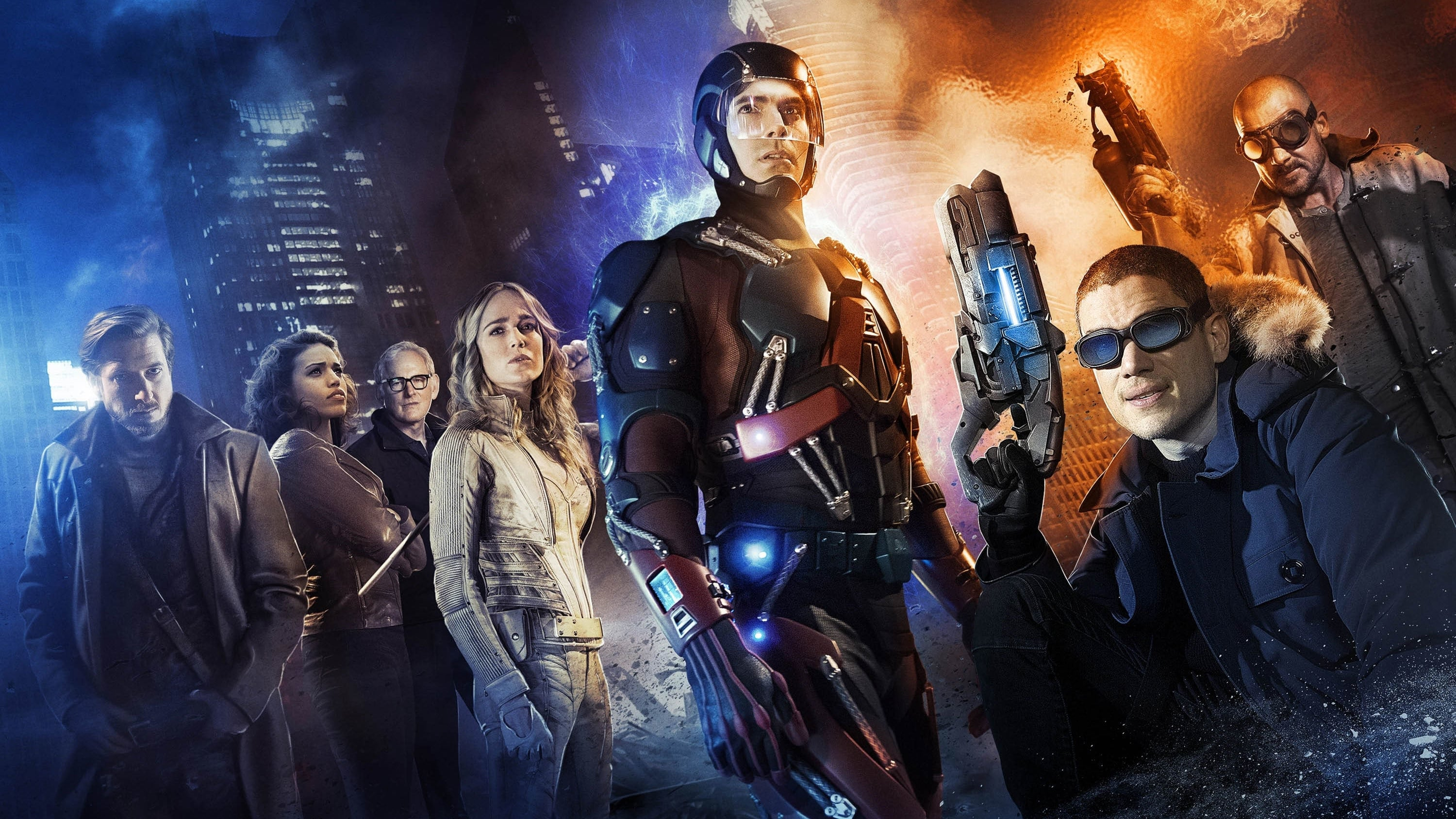 DC's Legends of Tomorrow - Season 5