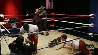 Tosh.0 Season 3 :Episode 6  Crying Wrestling Fan