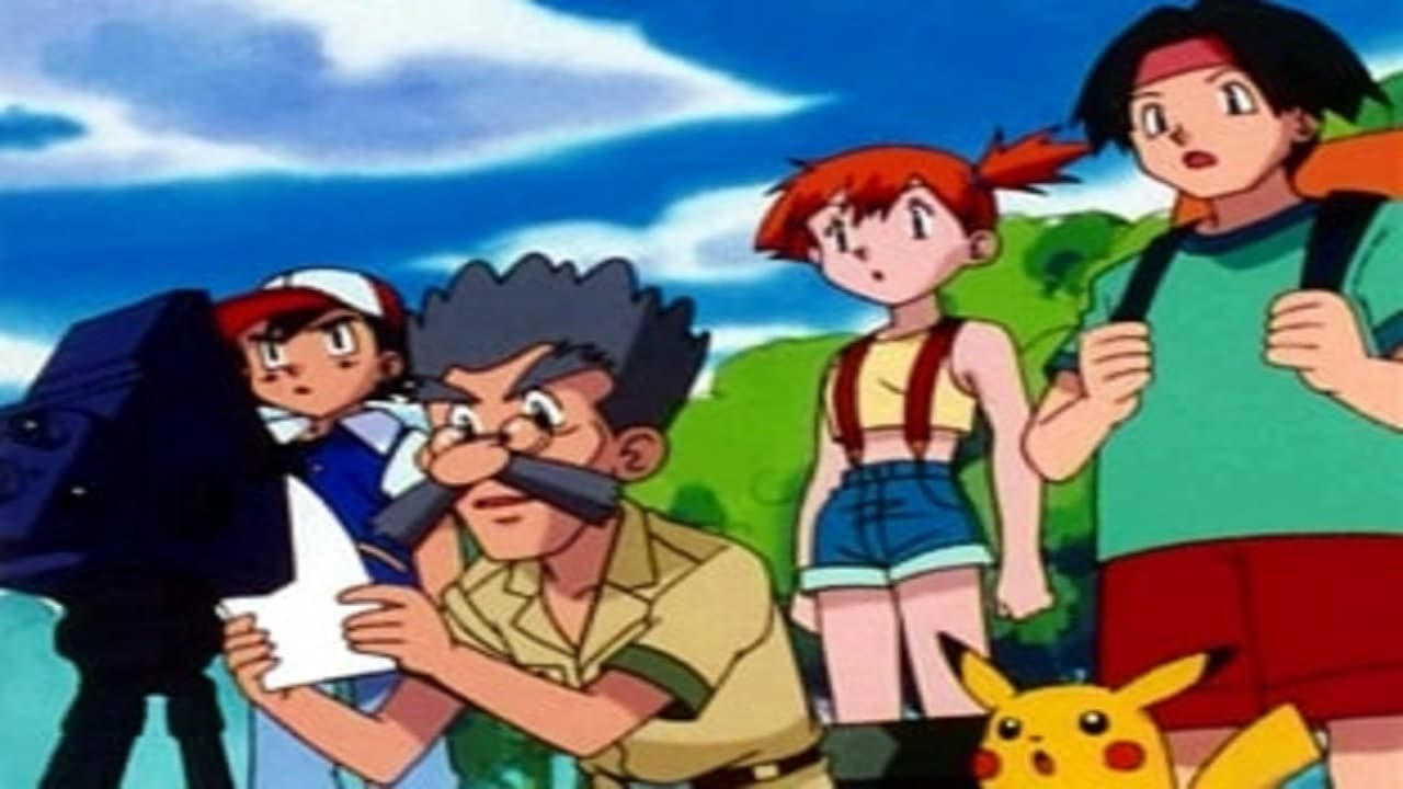 Pokémon Season 2 :Episode 29  The Wacky Watcher