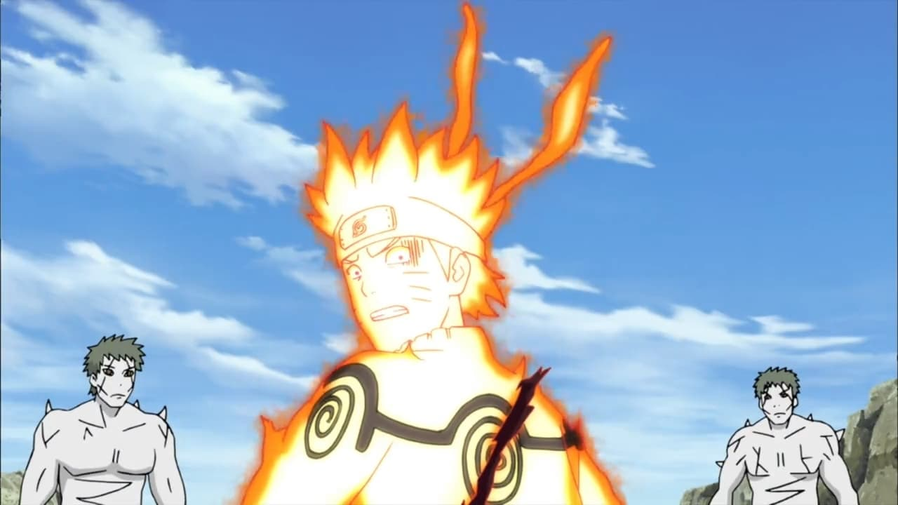 Naruto Shippūden Season 14 :Episode 320  Run, Omoi!