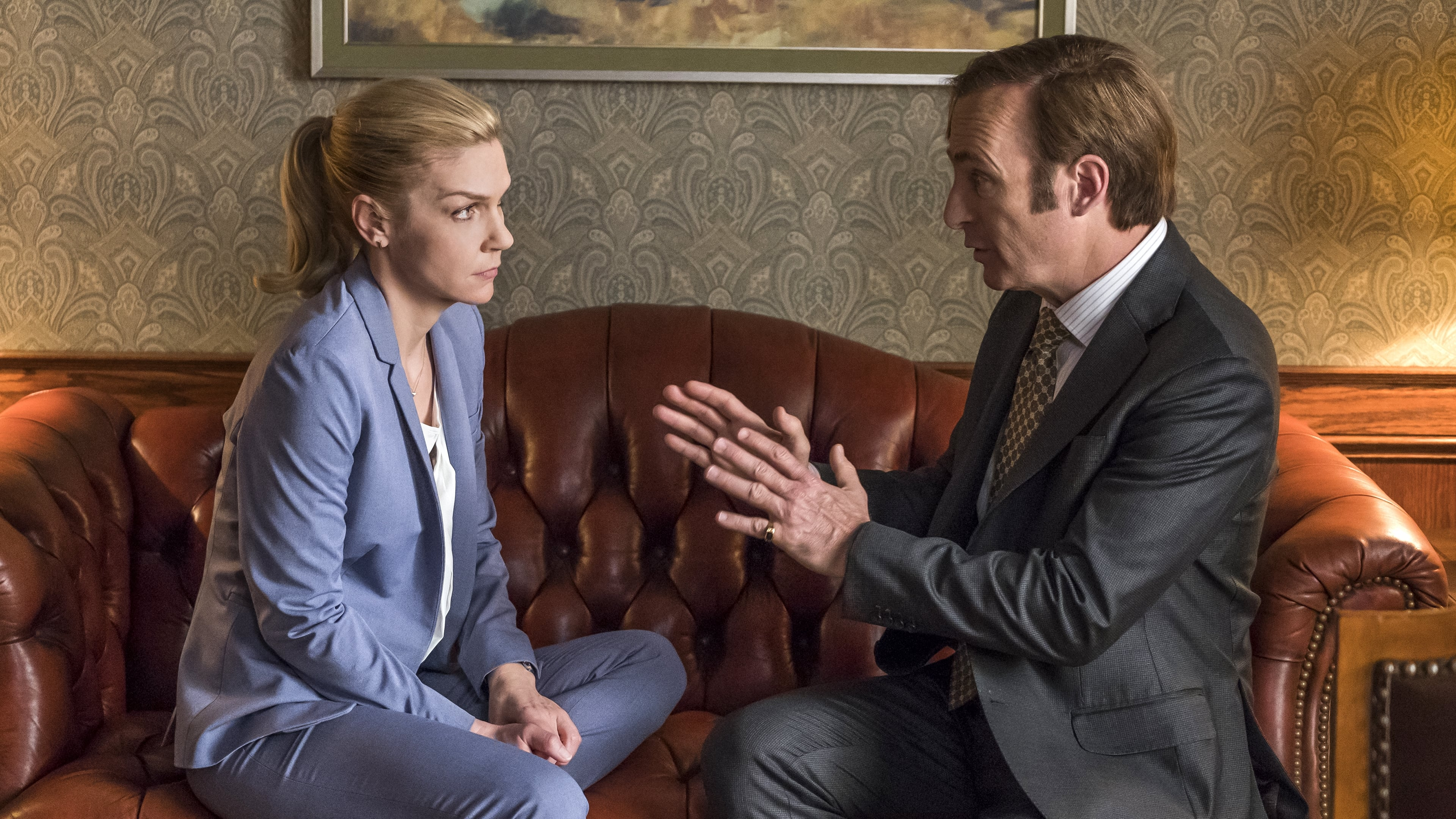 Better Call Saul Season 4 :Episode 7  Something Stupid