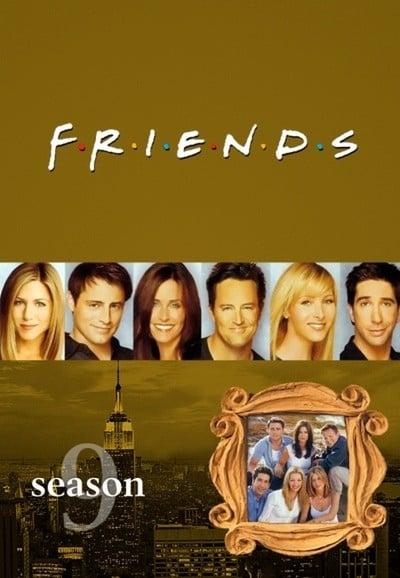 Draugai / Friends (2002) 9 Sezonas