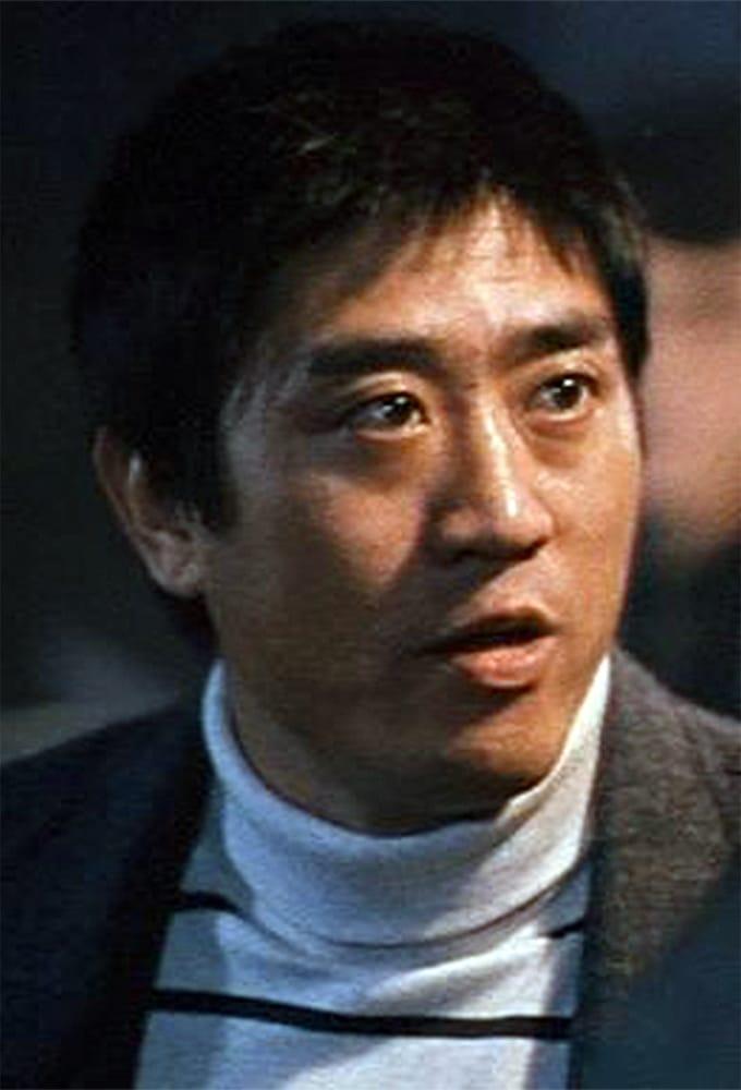 Blacky Ko Sau-Leung is Captain Ko