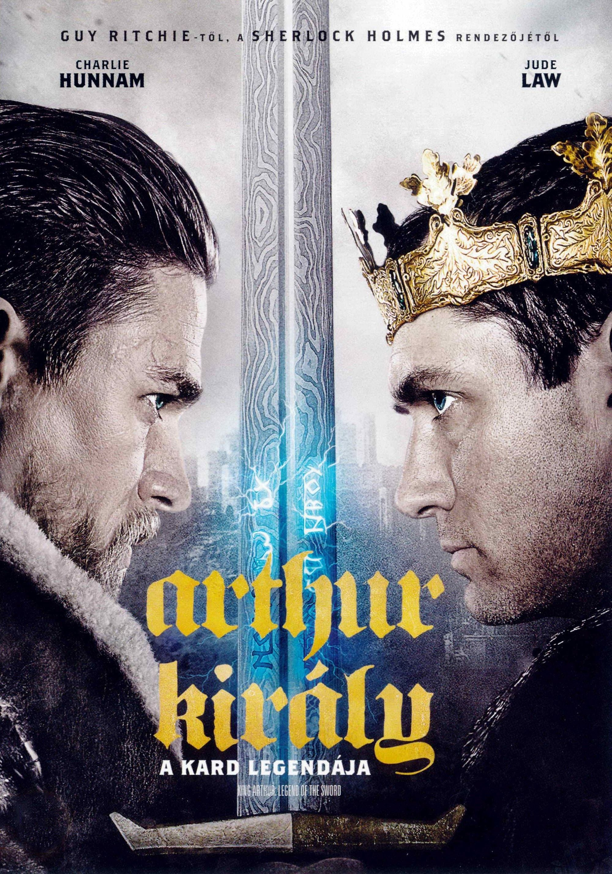 King Arthur Legend Of The Sword 2017 Posters The Movie Database Tmdb
