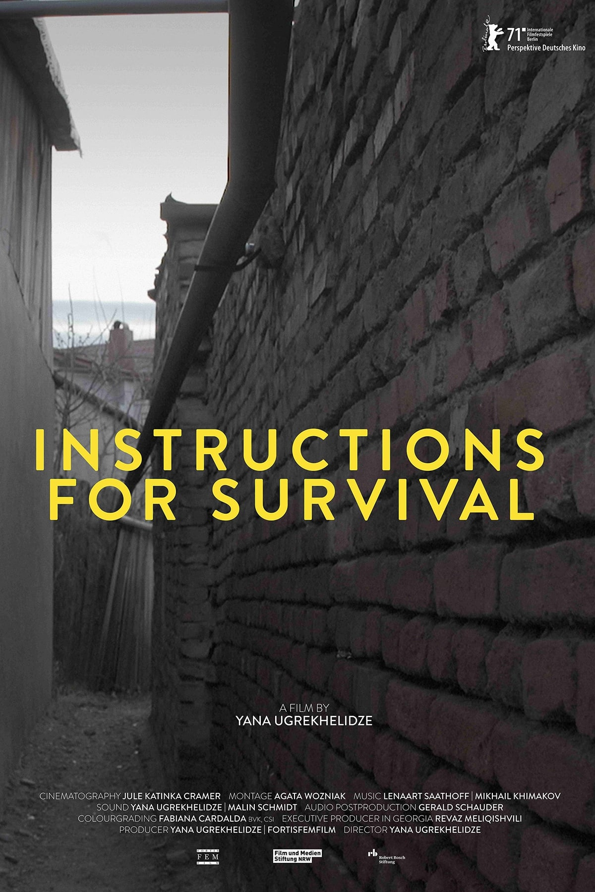 YesMovie Instructions for Survival 2021 FULLHD