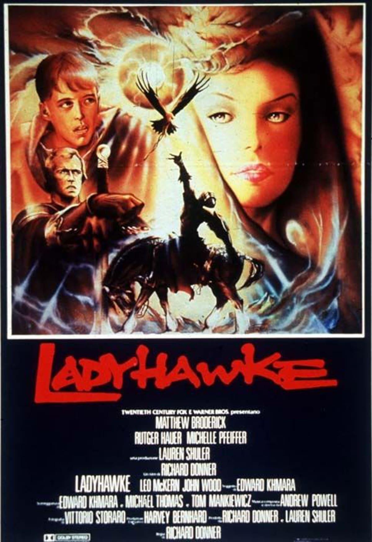 Ladyhawke (1985) • movies.film-cine.com