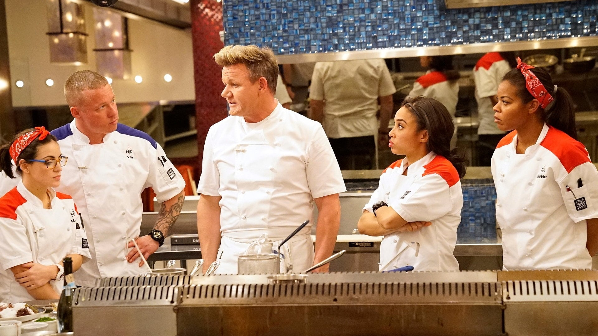 Hell S Kitchen Season  Episode  Welcome To The Jungle