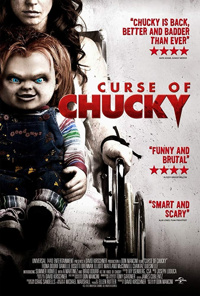 Voodoo Doll: The Chucky Legacy (2013)