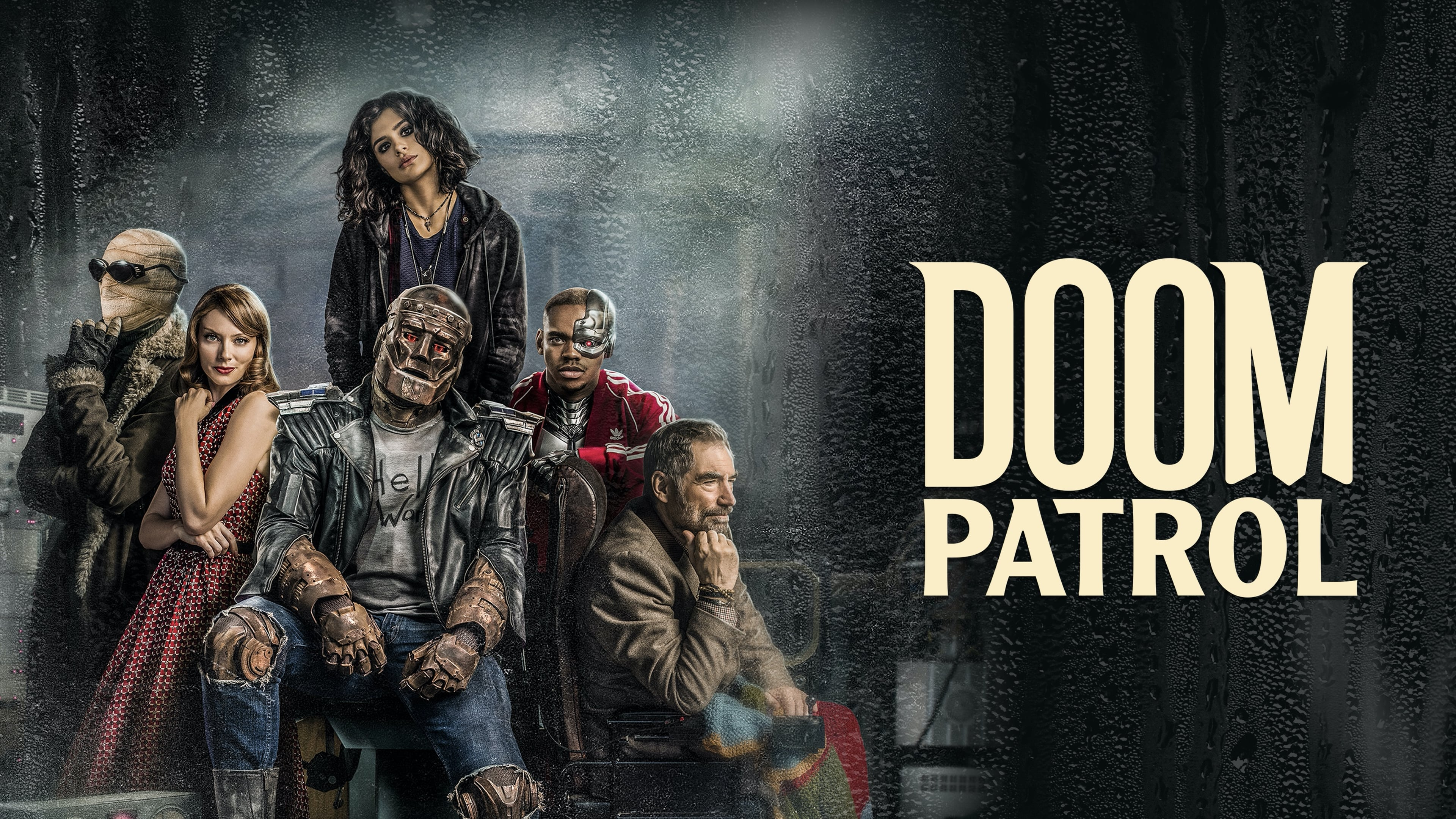 Doom Patrol renewed with a third season