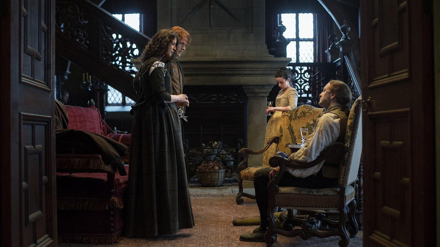 Watch Outlander Streaming Online | Hulu (Free Trial)