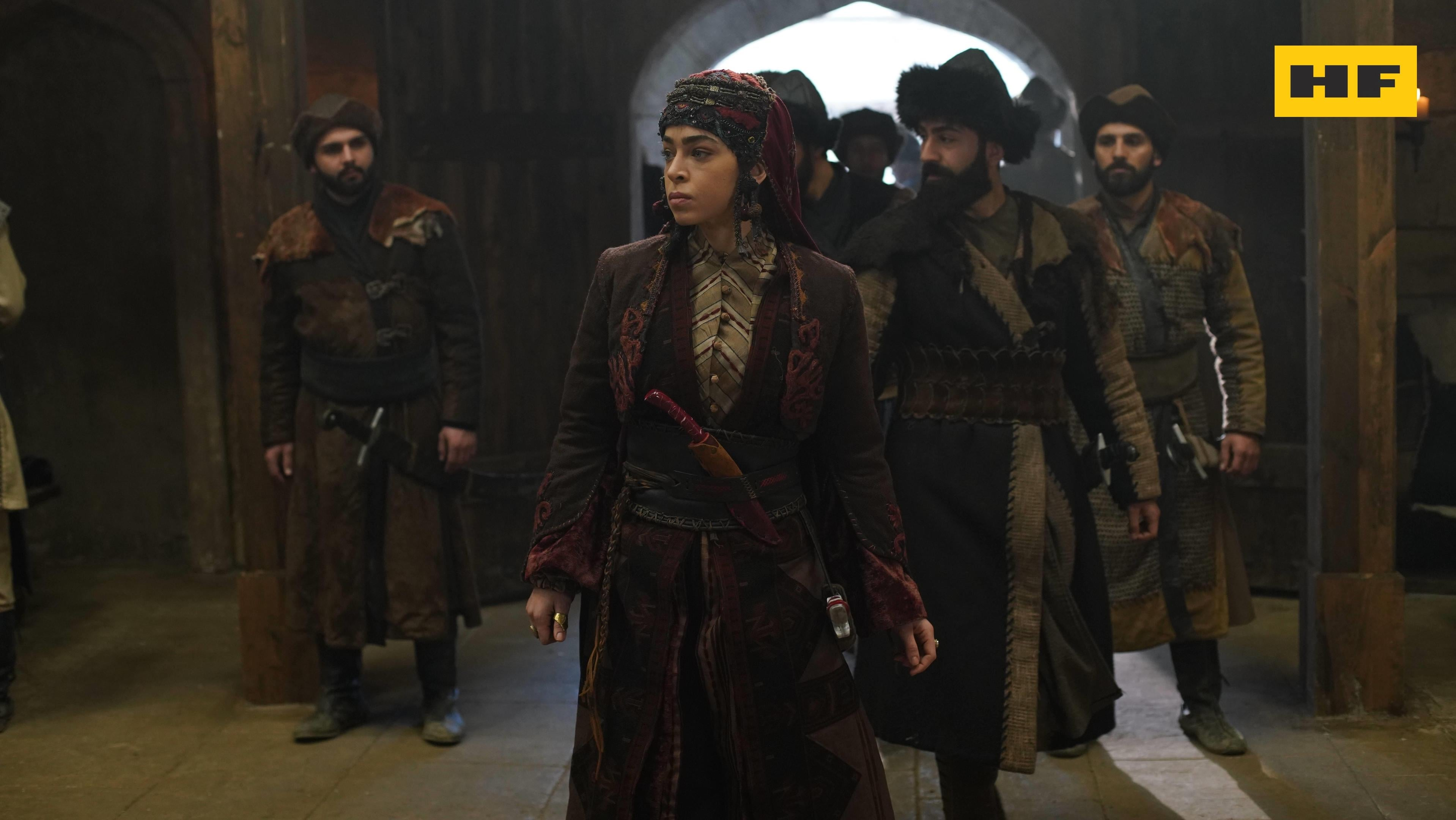Dirilis Ertugrul season 5 Episode 9