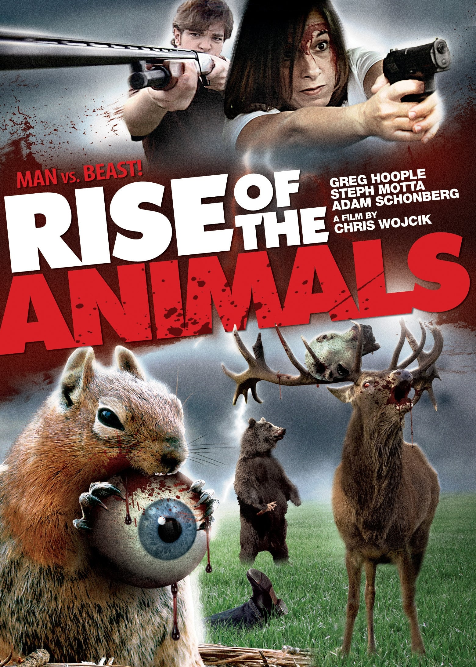 Rise of the Animals (2012)