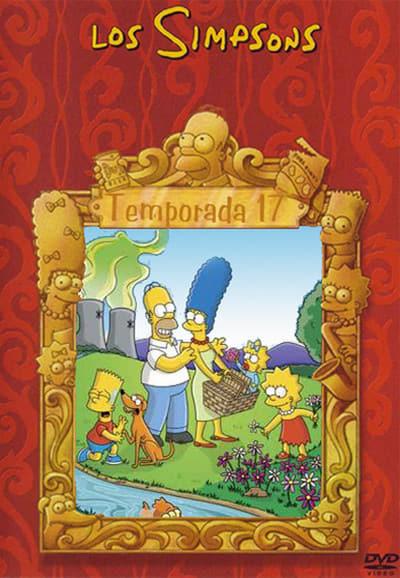 Los Simpson Season 17