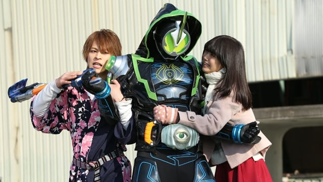 Kamen Rider Season 26 :Episode 20  Explode! The Flaming Friendship!