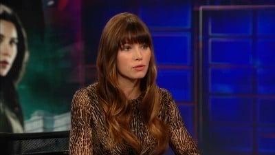The Daily Show with Trevor Noah Season 17 :Episode 134  Jessica Biel