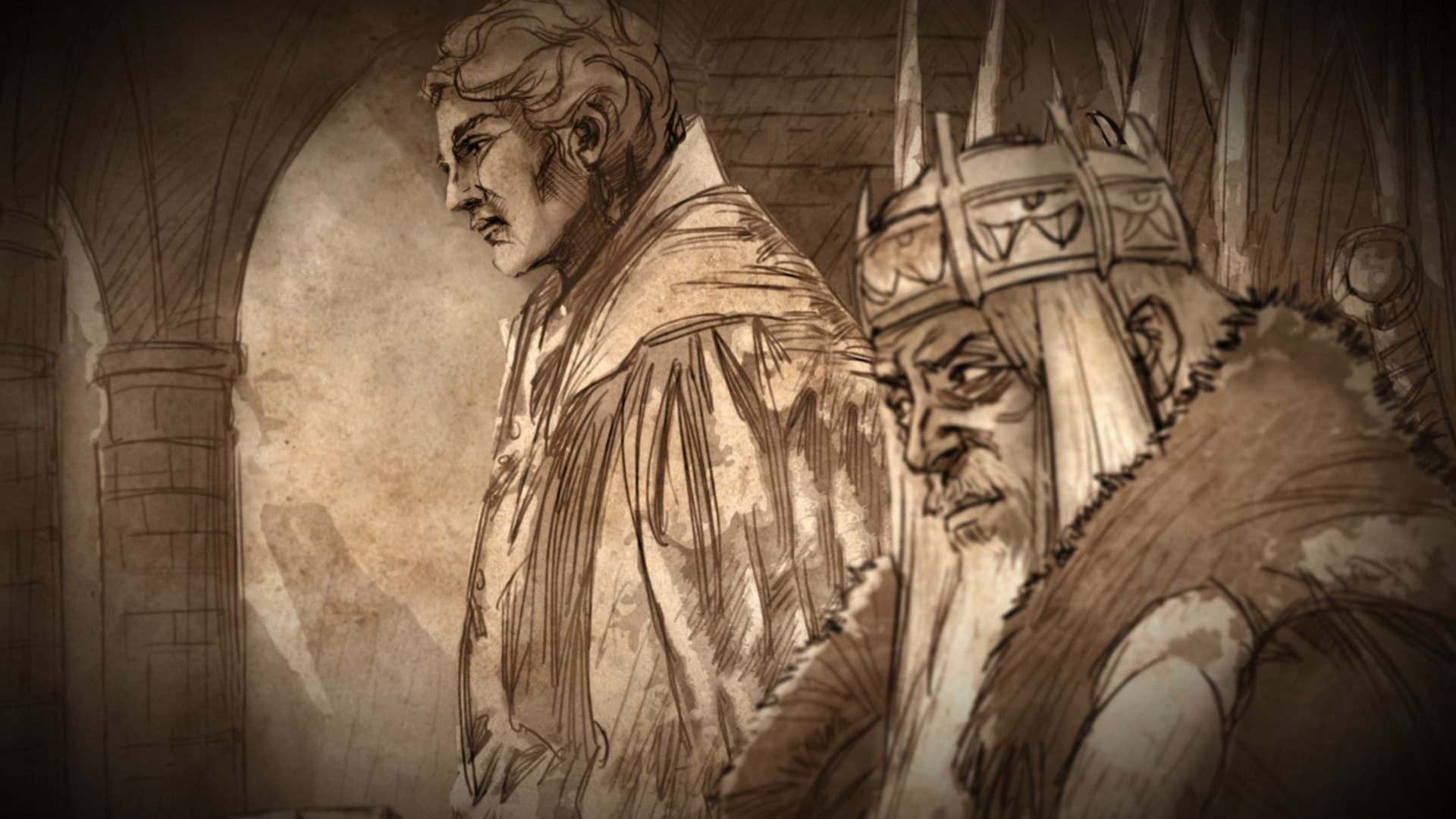 Game of Thrones Season 0 :Episode 68  Histories & Lore: Mad King Aerys (Tywin Lannister)