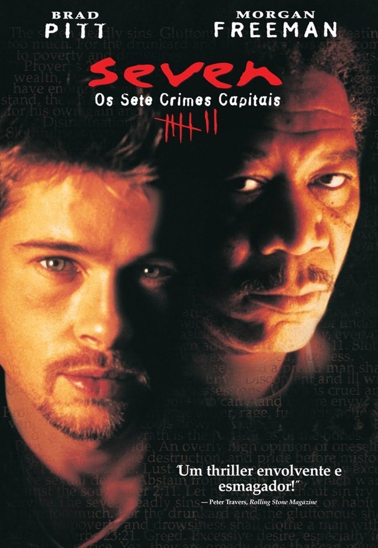 capa Seven: Os Sete Crimes Capitais