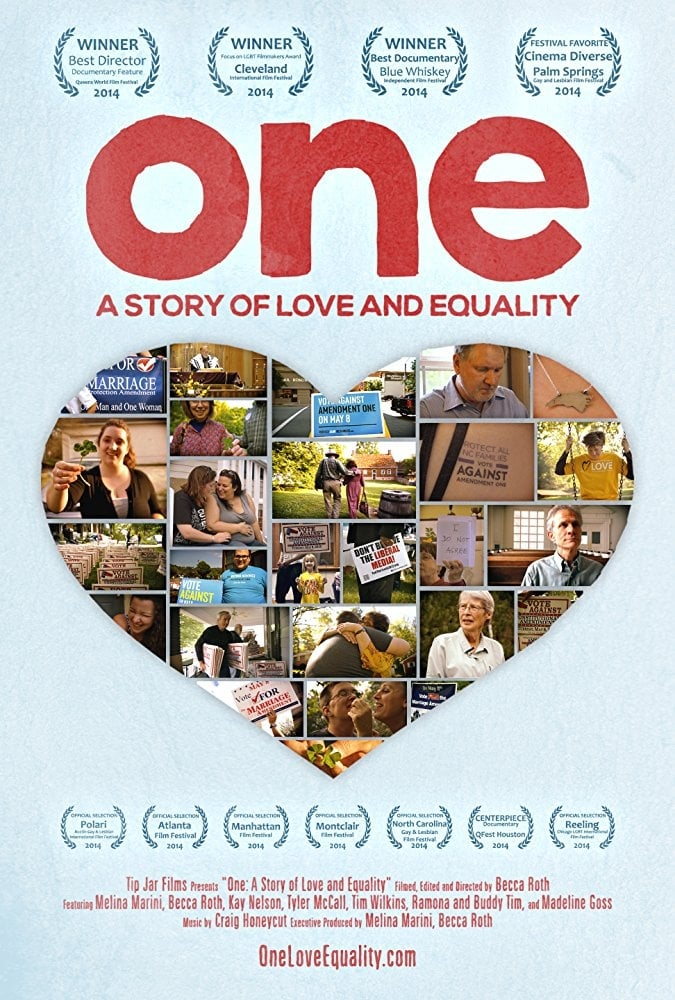 Ver One: A Story of Love and Equality Online HD Español (2014)