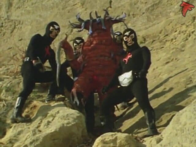 Kamen Rider Season 1 :Episode 49  Cannibalistic Monster, Isoginchack