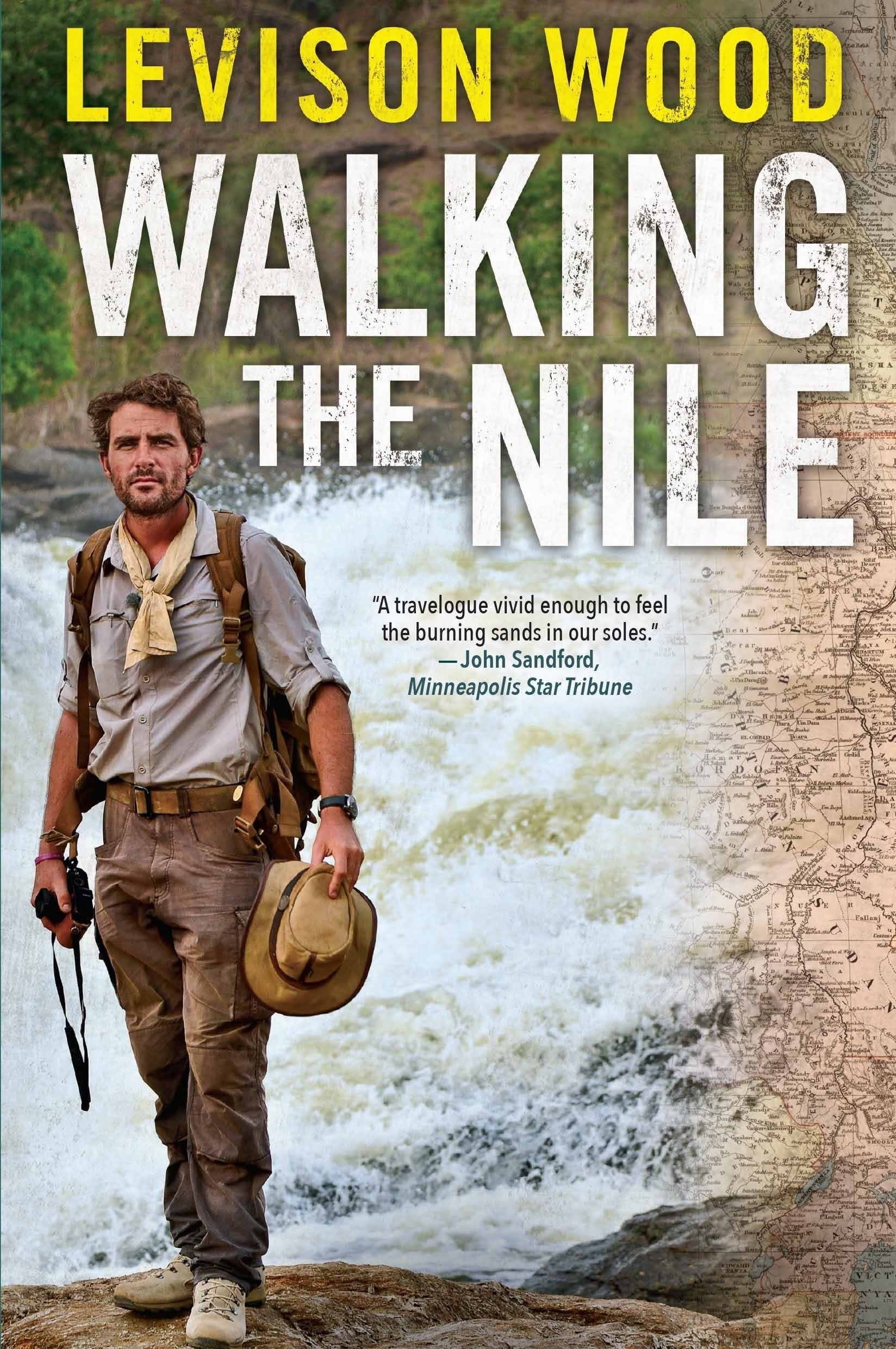 Walking the Nile TV Shows About Africa