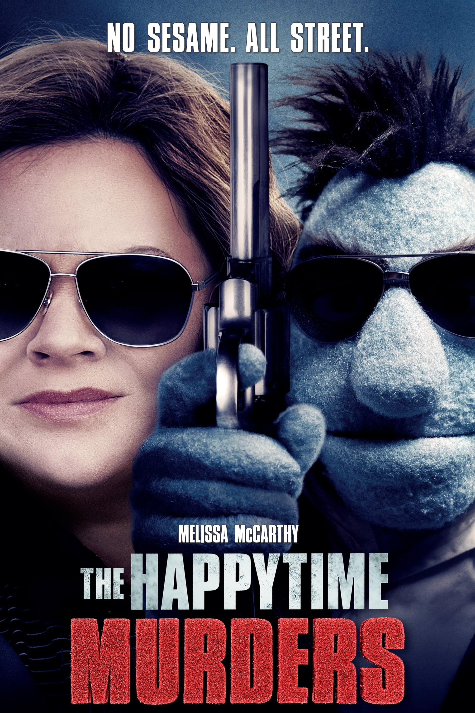 Poster and image movie Film Cine trage sforile? - The Happytime Murders - The Happytime Murders 2018