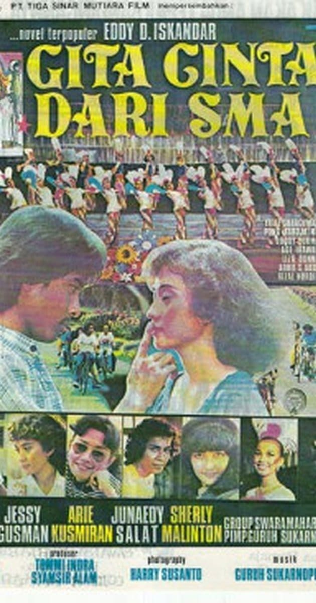 Ver Gita Cinta Dari SMA Online HD Español (1979)