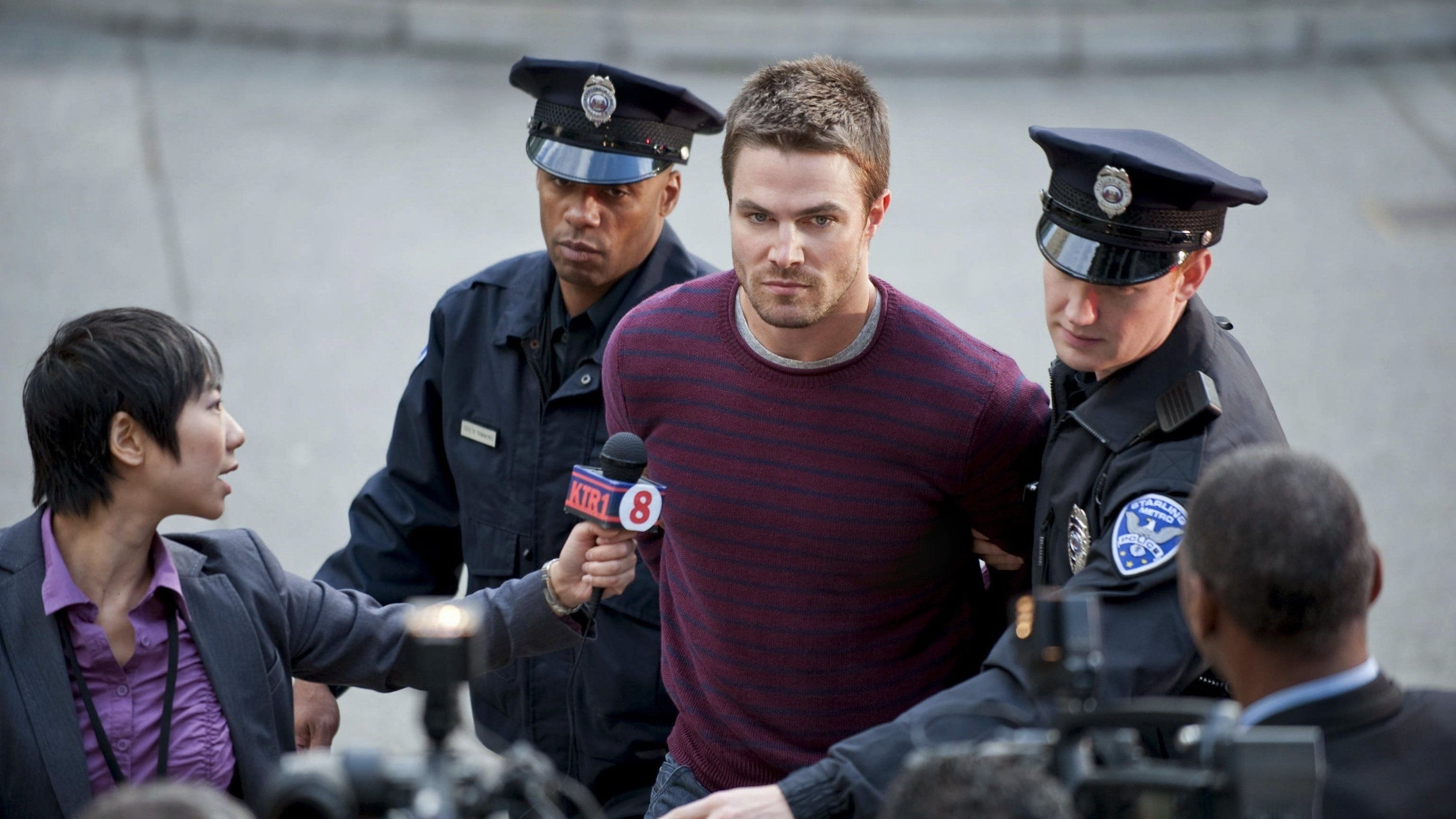 Arrow Season 1 :Episode 5  Damaged