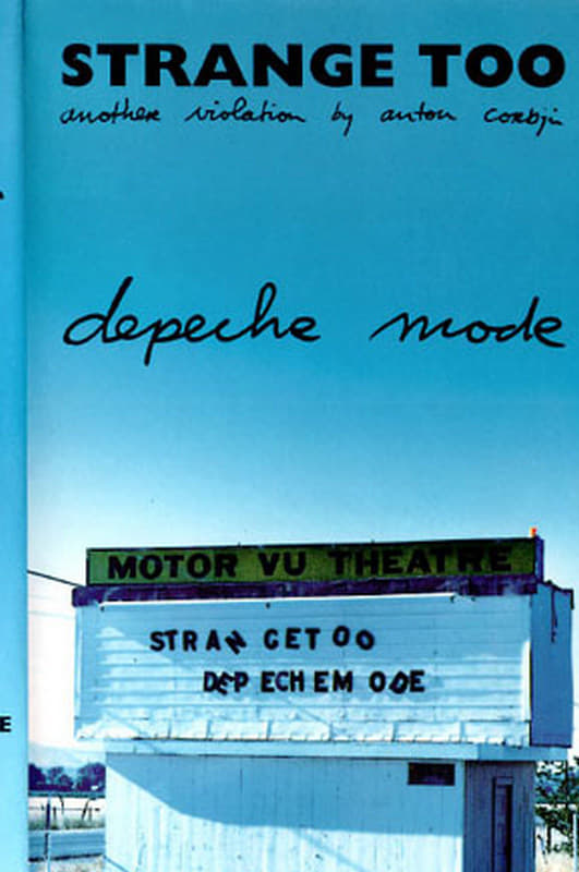 Depeche Mode: Strange Too (1990)