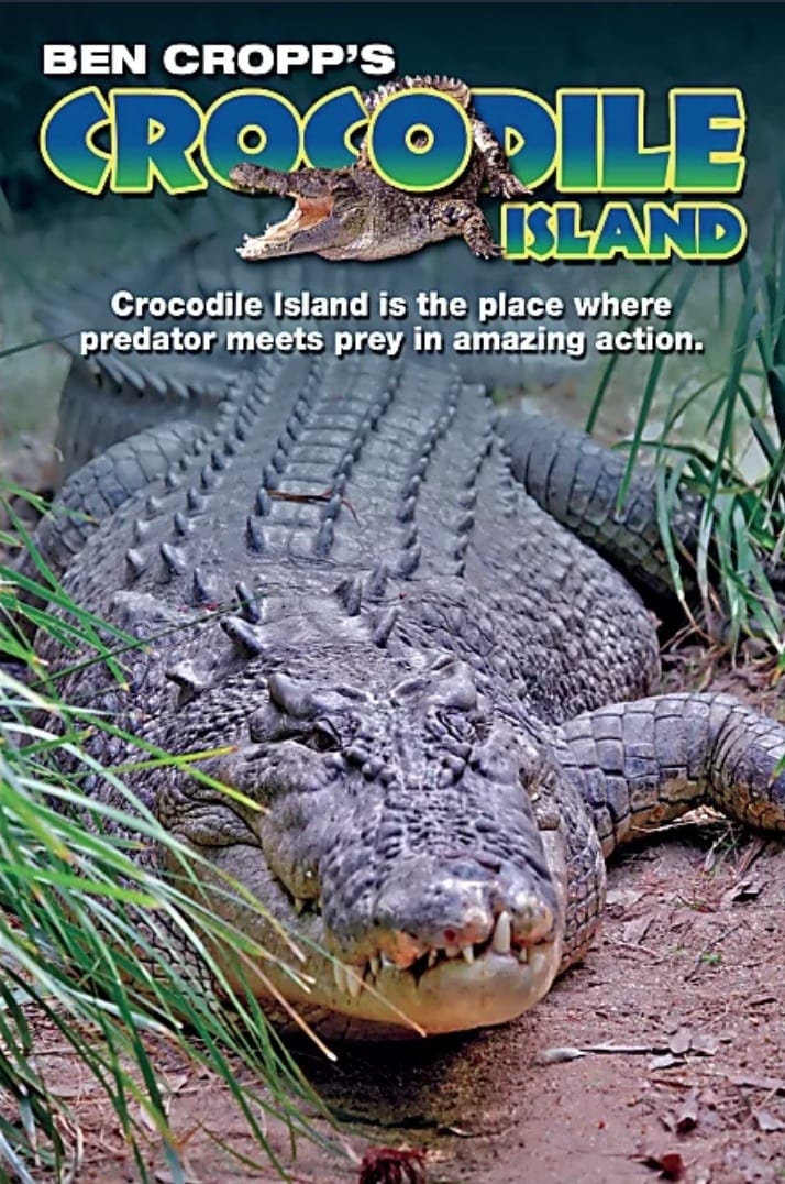Ben Cropp's Crocodile Island on FREECABLE TV