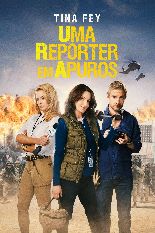 Uma Repórter em Apuros Dublado
