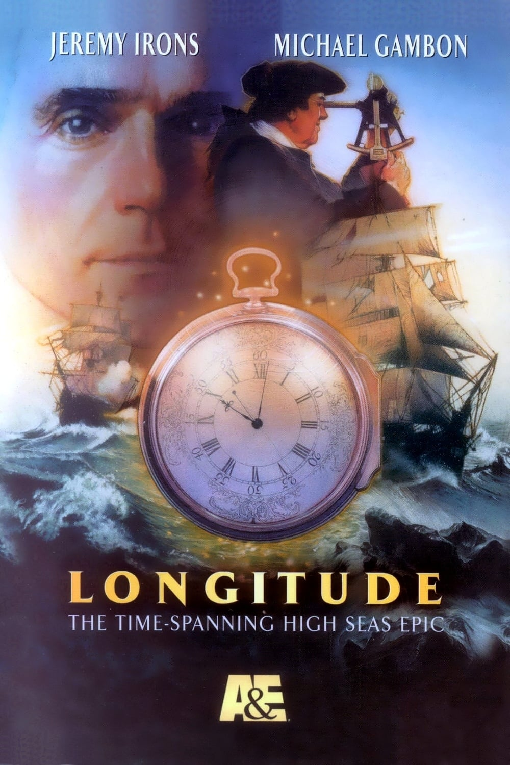 Longitude TV Shows About 18th Century