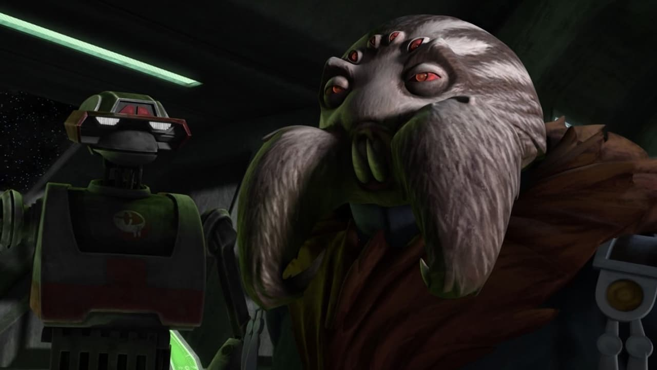 Star Wars: The Clone Wars - Season 2 Episode 16 : Cat and Mouse