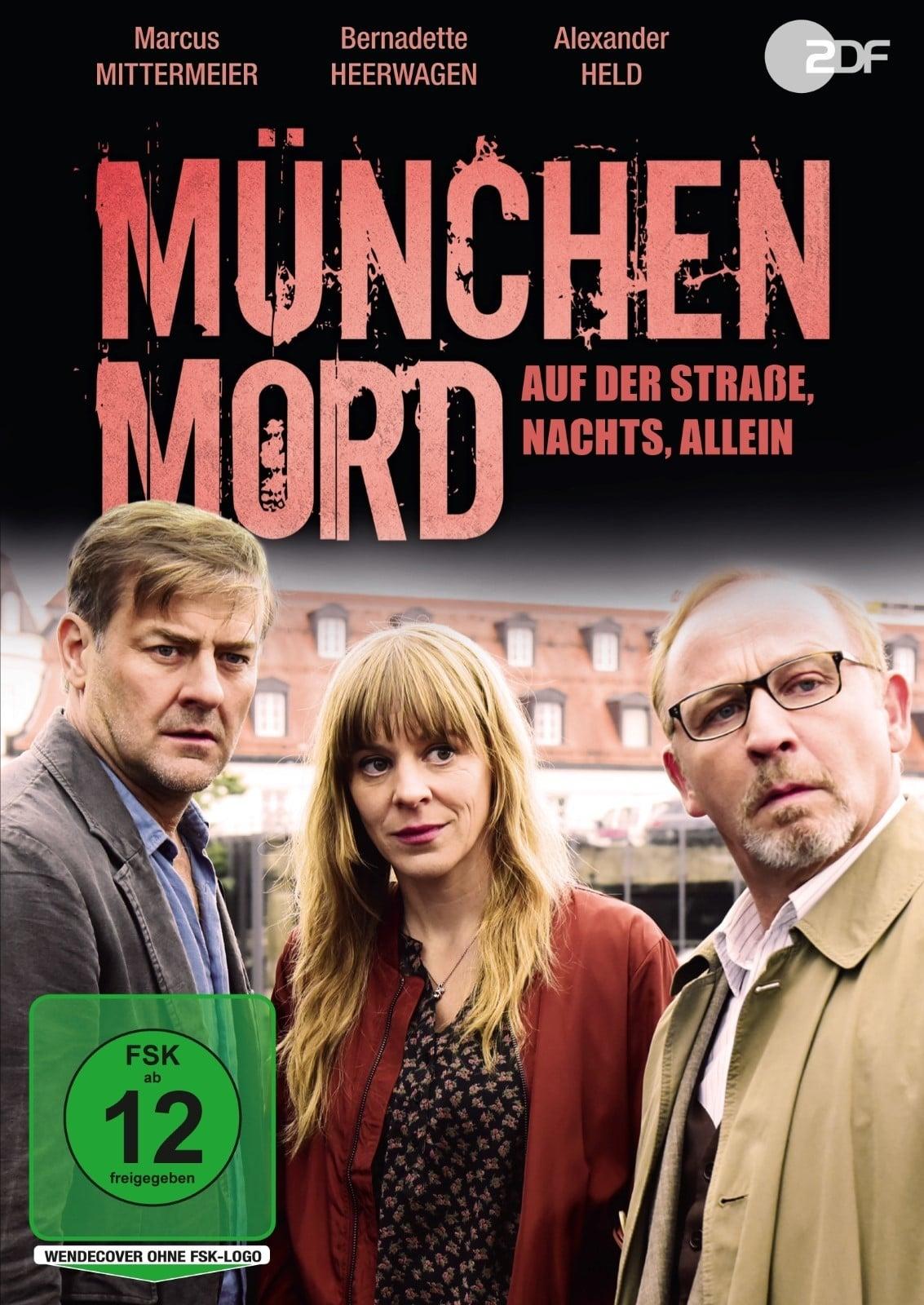 München Mord Auf Der Straße Nachts Allein