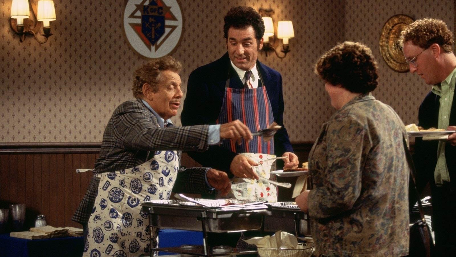 Seinfeld mentor dating Banya varva kronologi dating