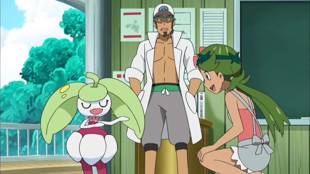 Pokémon Season 21 :Episode 38  Episode 38
