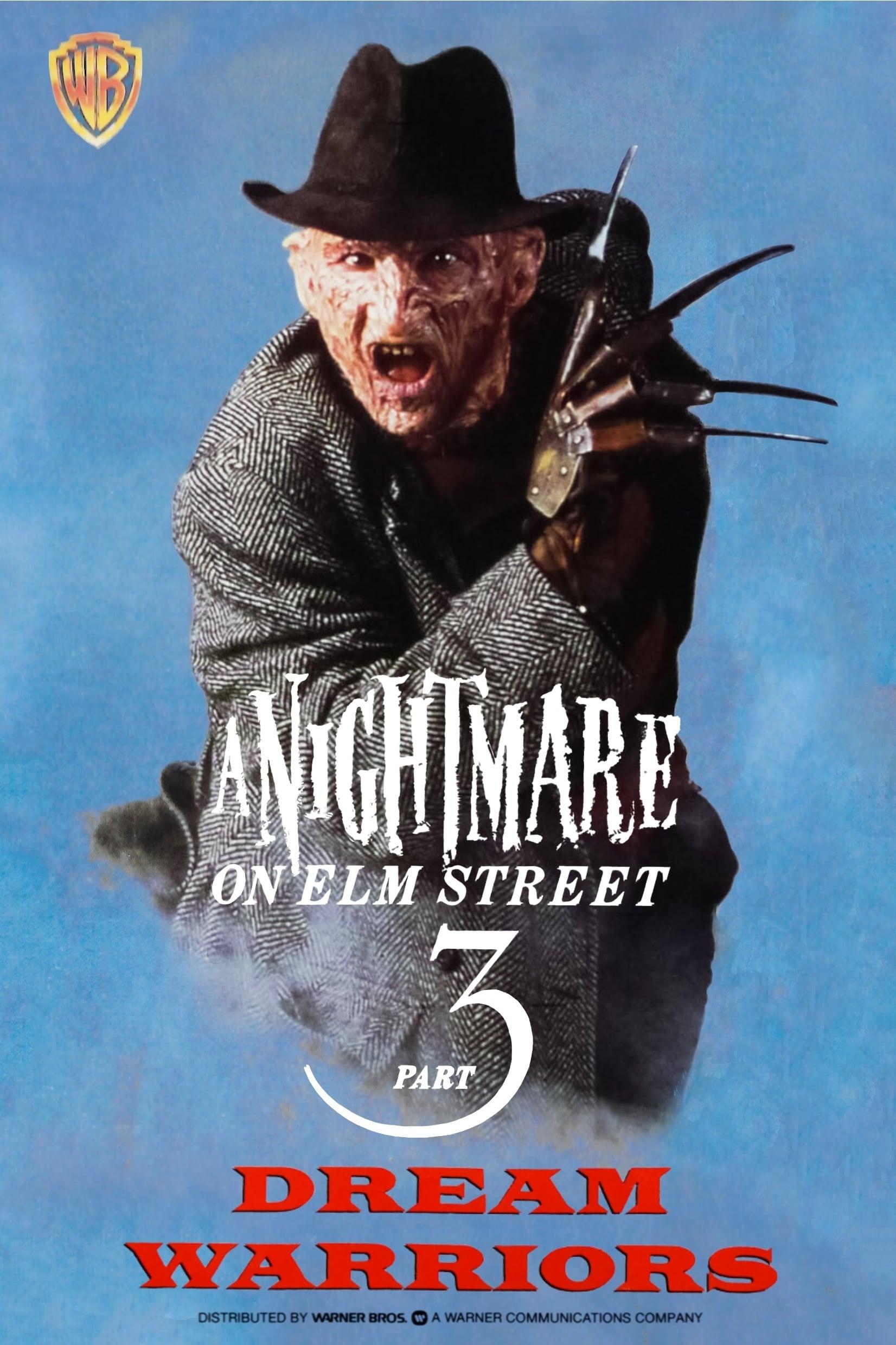 a nightmare on elm street 3 dream warriors 1987 the movie