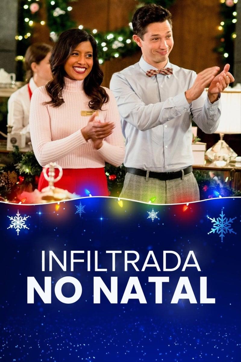 Infiltrada no Natal Dublado