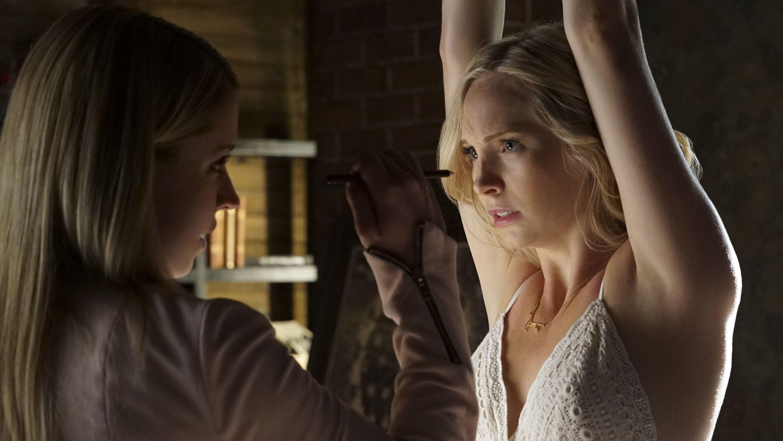 The Vampire Diaries Season 7 :Episode 2  Never Let Me Go
