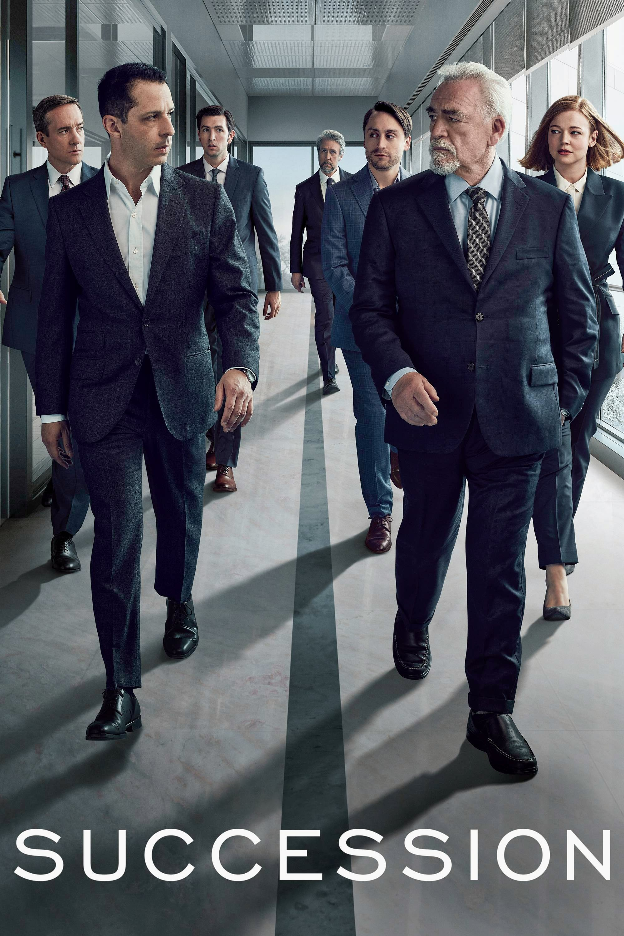 Succession TV Shows About New York City